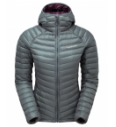Montane women down jacket Future Lite Hoodie