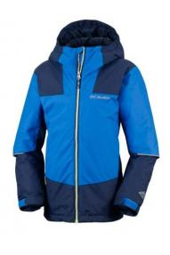Youth snow jacket Columbia Snow More