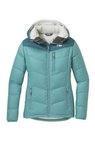 Piumino leggero donna Outdoor Research Transcendent Hoody