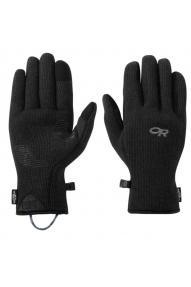 Moške volnene rokavice Outdoor Research Flurry Sensor