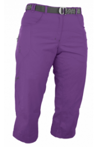 Ženske 3/4 planinarske hlače Warmpeace Flex