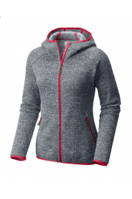 Women fleece jacket Columbia Chillin