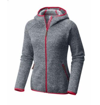 Women fleece jacket Columbia Chillin