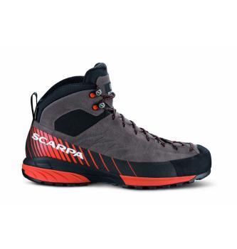 Moški srednje visoki pohodniški čevlji Scarpa Mescalito Mid GTX