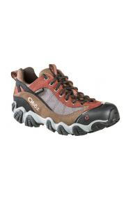 Men low hiking shoes Oboz Firebrand ll B-Dry