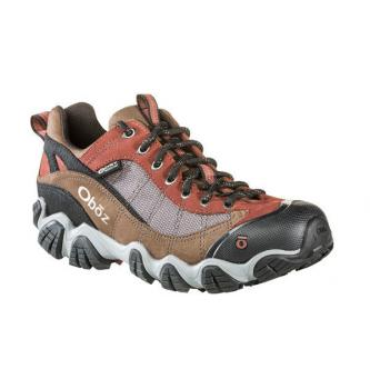 Moški nizki pohodniški čevlji Oboz Firebrand ll B-Dry