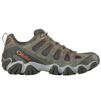 Moški nizki pohodniški čevlji Oboz Sawtooth II