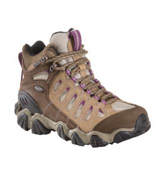 Ženski srednje visoki pohodniški čevlji Oboz Sawtooth MID B-Dry