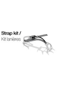 Petzl crampon spare strap kit