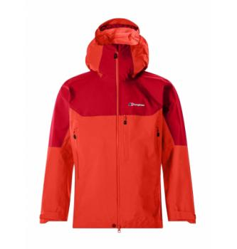 Men Berghaus Extrem 5000 waterproof jacket