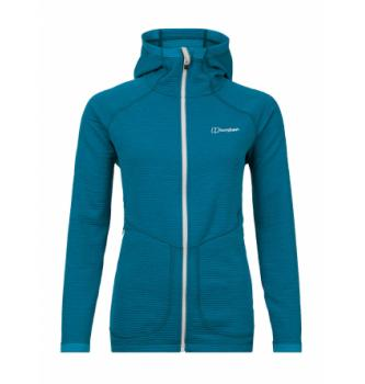 Berghaus Redonda women hooded fleece jacket