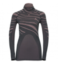 Damen Langarm-Shirt mit Kapuze Odlo Performance SUW Top