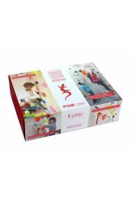 Set dječjih oprimaka za penjanje KIT FIXE PLAY Basic