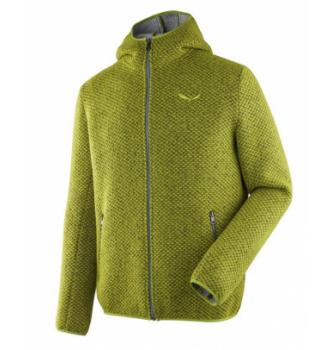 Herrenjacke Salewa Woolen 2L