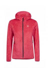 Montura Women Soft pile hoody jacket