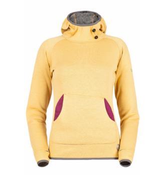 Women fleece hooded jacket Milo Pattaya