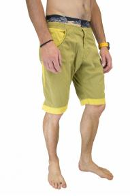 Muške kratke penjačke hlače Nograd Sahel Print Short