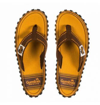 Flip Flops Gumbies Terracotta