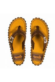 Scarpe flip flop da uomo Gumbies Terracotta