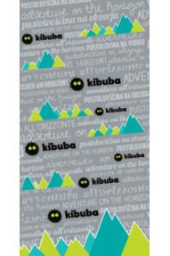 Večnamensko pokrivalo 4fun Kibuba