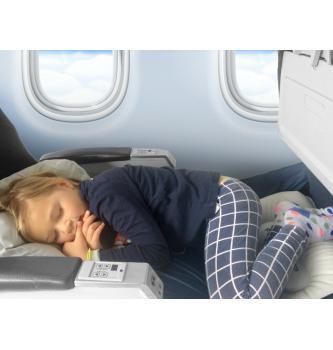 Sacco e cuscini per bambini Fly LegsUp Kids pack