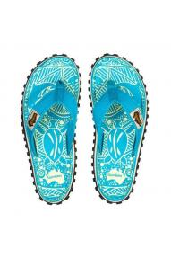 Flip flop da donna Gumbies Turquoise