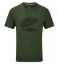 Männer T-Shirt Sherpa Yak