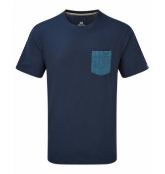 Moška majica s kratkimi rokavi Sherpa Durbar Pocket