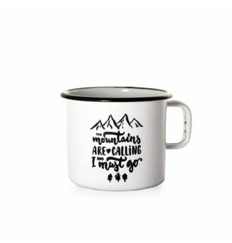Cuckoo Cup Mountains Are Calling
