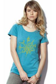 Damen T-Shirt Find your Balance Hybrant (kopija) (kopija)