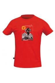 Herren T-Shirt Direct Alpine Bosco
