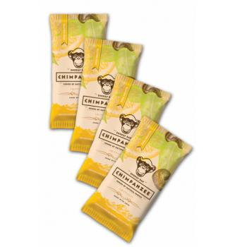 Package Chimpanzee Lemon Natural Energy Bar 4 for 3