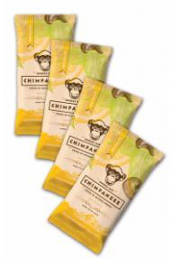 Set barrette energetiche Chimpanzee Lemon 4 per 3