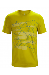Men T-shirt Arcteryx Playground