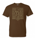 Nograd The Adventure men T-shirt