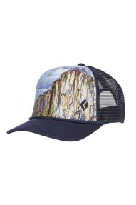 Schildmütze Black Diamond Trucker El Cap