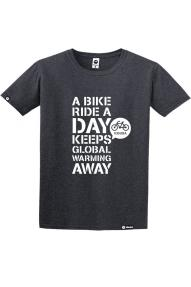 Short sleeve T-shirt Kibuba Bike Ride 2.0