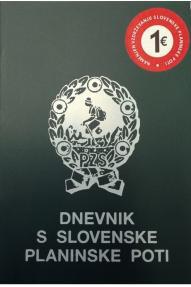 Wander-Tagebuch der Slowenischen Bergroute