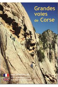 Climbing guide Grandes Voies de Corse