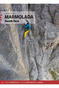 Plezalni vodnik Marmolada South Face