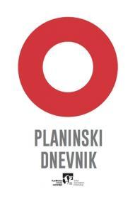 Planinska zveza Slovenije Planinski dnevnik