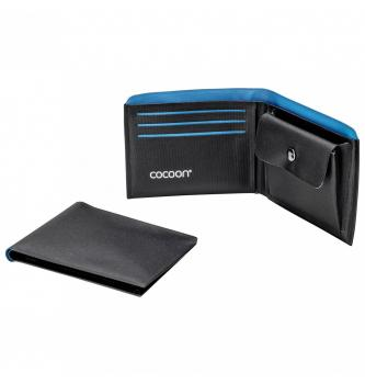 Cocoon Wallet with Coin Pocket