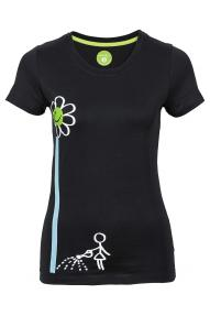 Women t-shirt Edelrid Rope