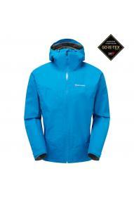 Men waterproof jacket Montane Pac plus