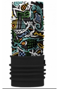 Multifunktions-Kopfbedeckung 4Fun Polartec Worms