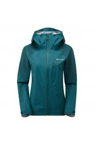 Woman waterproof jacket Montane Ajax GTX