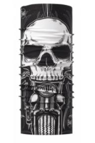 Allzweck-Bandana Buff Original Skull Driver Multi