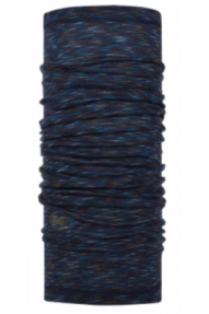 Buff Lightweight Merino Wool Denim Multi Stripes