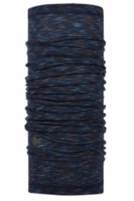 Buff Lightweight Merino Wool Denim Multi Stripes