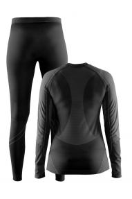 Women Baselayer set Craft Seamless